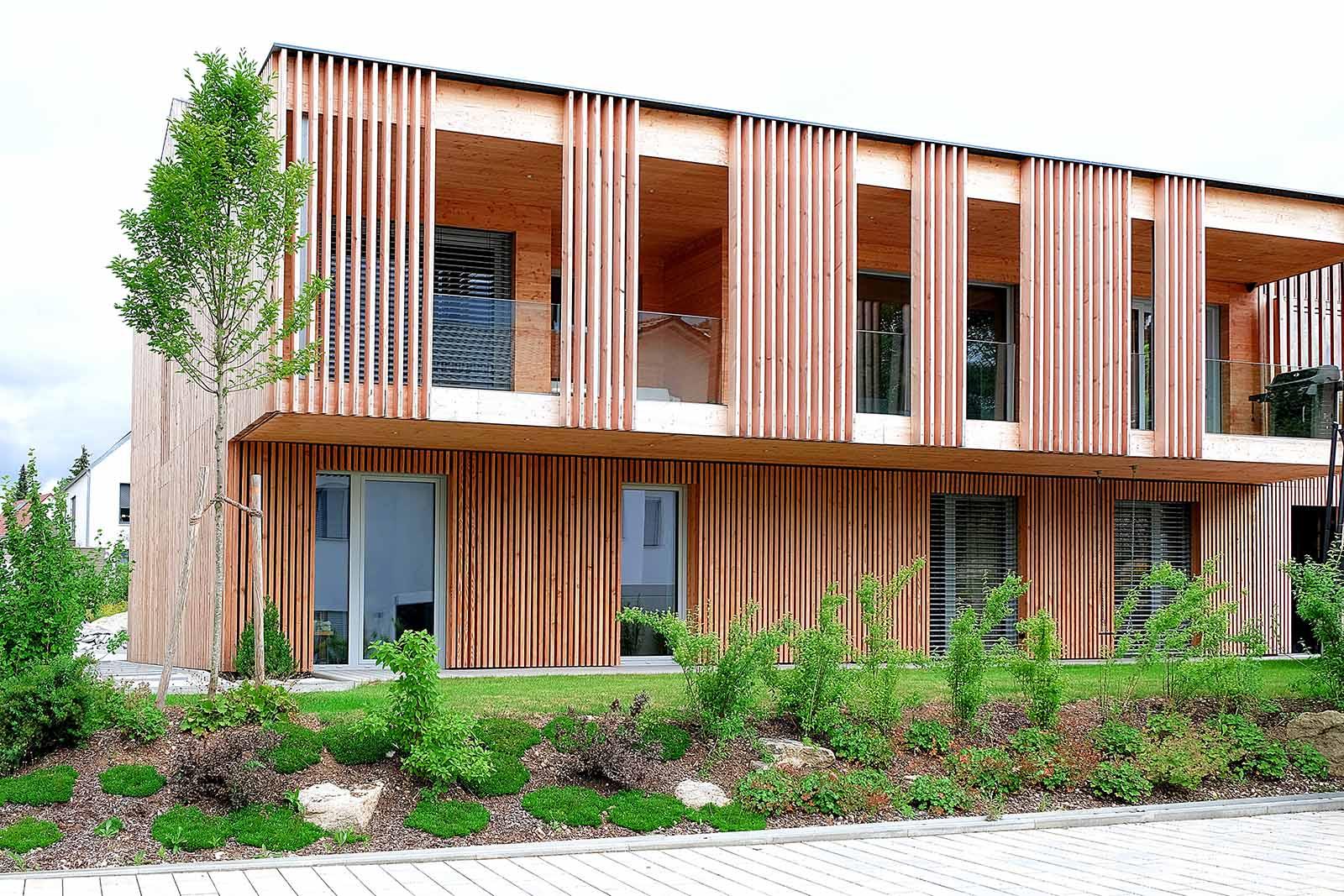 Leistungen // Holzbau Bögerl GmbH // Breitenbrunn